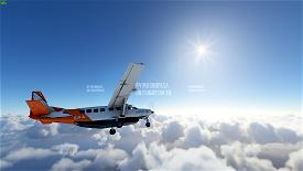 C208B Sounds Air ZK-SAA (4K) Image Flight Simulator 2020