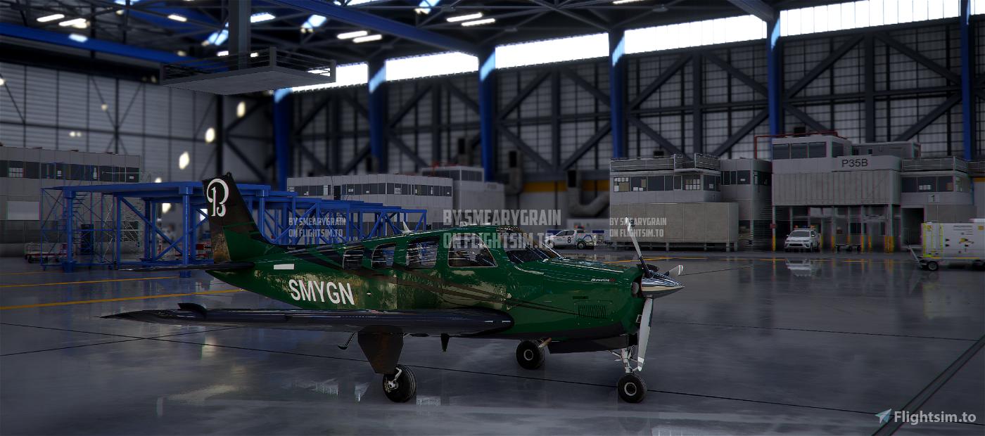 Beechcraft G36 Bonanza X Series (Now in 9 colours!!)