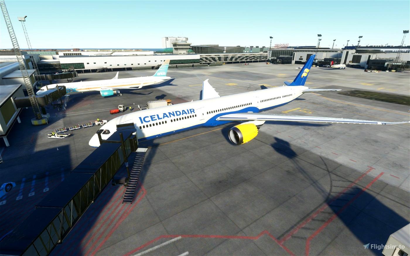 Boeing 787-10 Icelandair