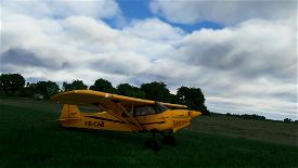 X-Cub TaxiCub Image Flight Simulator 2020
