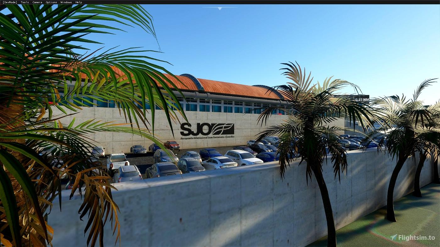 Aeropuerto Internacional Juan Santamaría Costa Rica Image Flight Simulator 2020