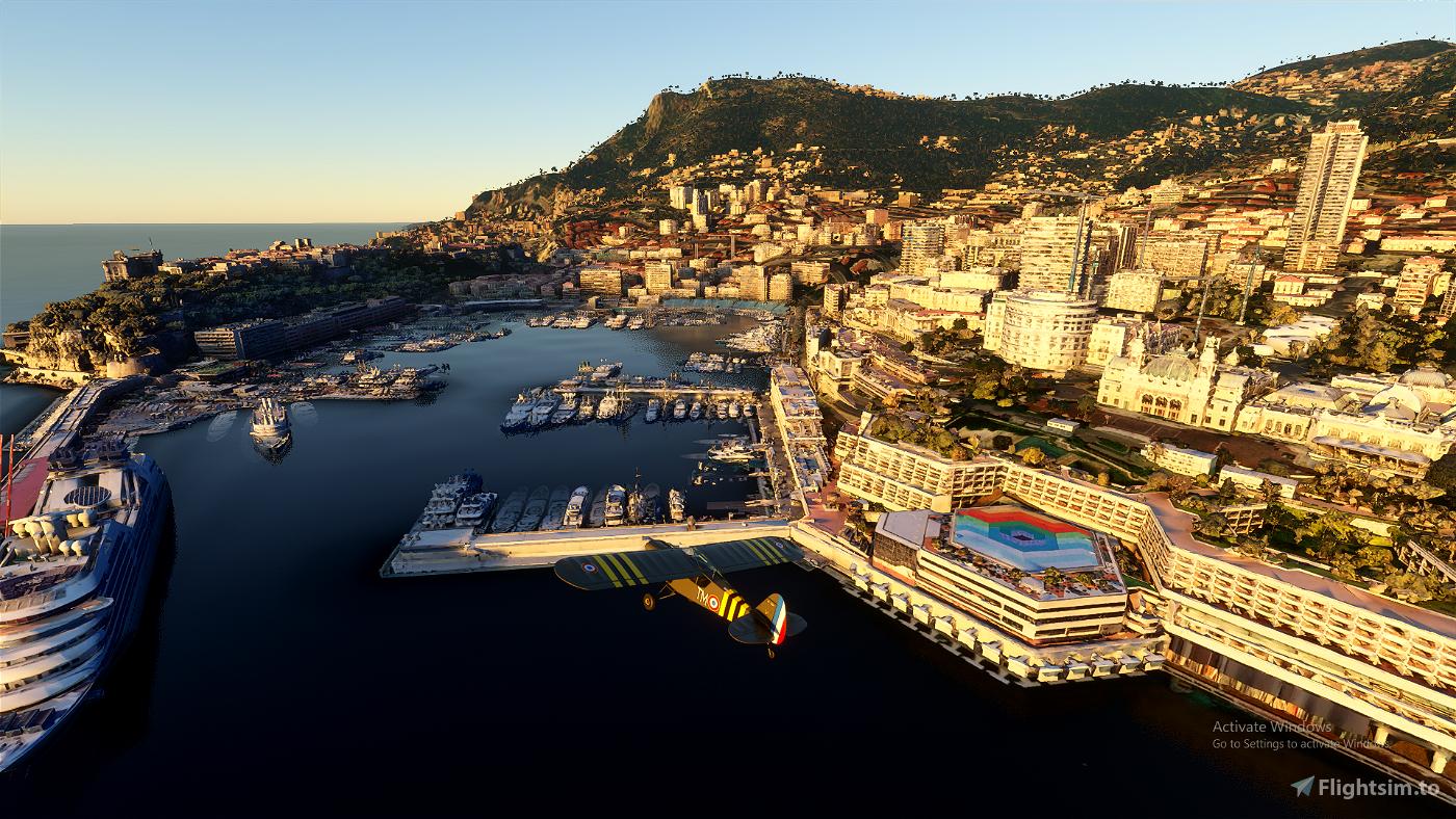Monte Carlo (French Riviera)