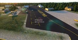 Talkeetna, Alaska Area Airport/Scenery Pack (6 airports in 1 pack) Microsoft Flight Simulator