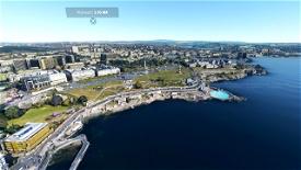 Plymouth Hoe Image Flight Simulator 2020