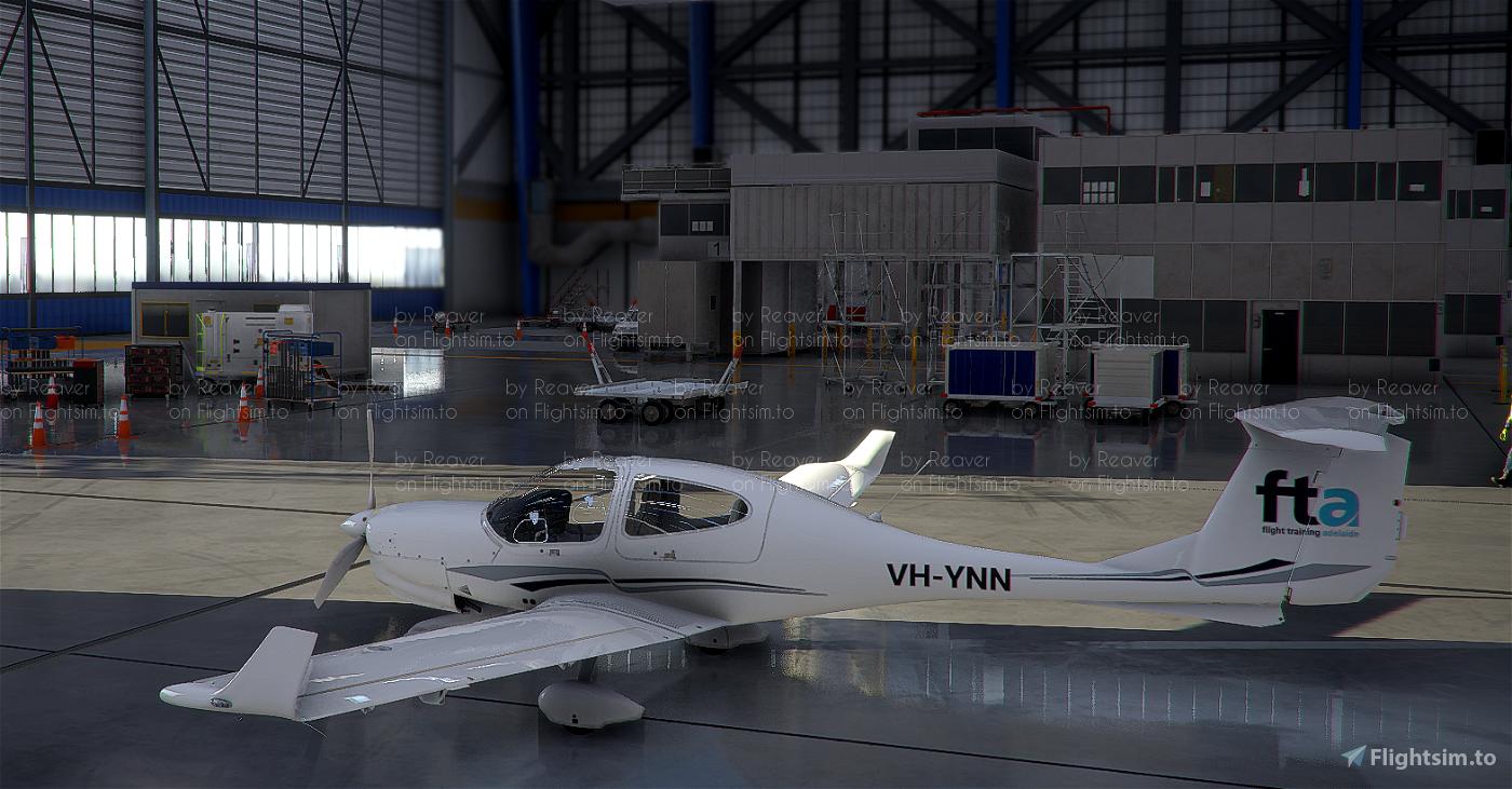 Australia Flight Training Adelaide DA40-NG