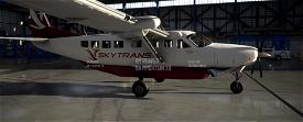 Australia Skytrans Caravan 208 Microsoft Flight Simulator