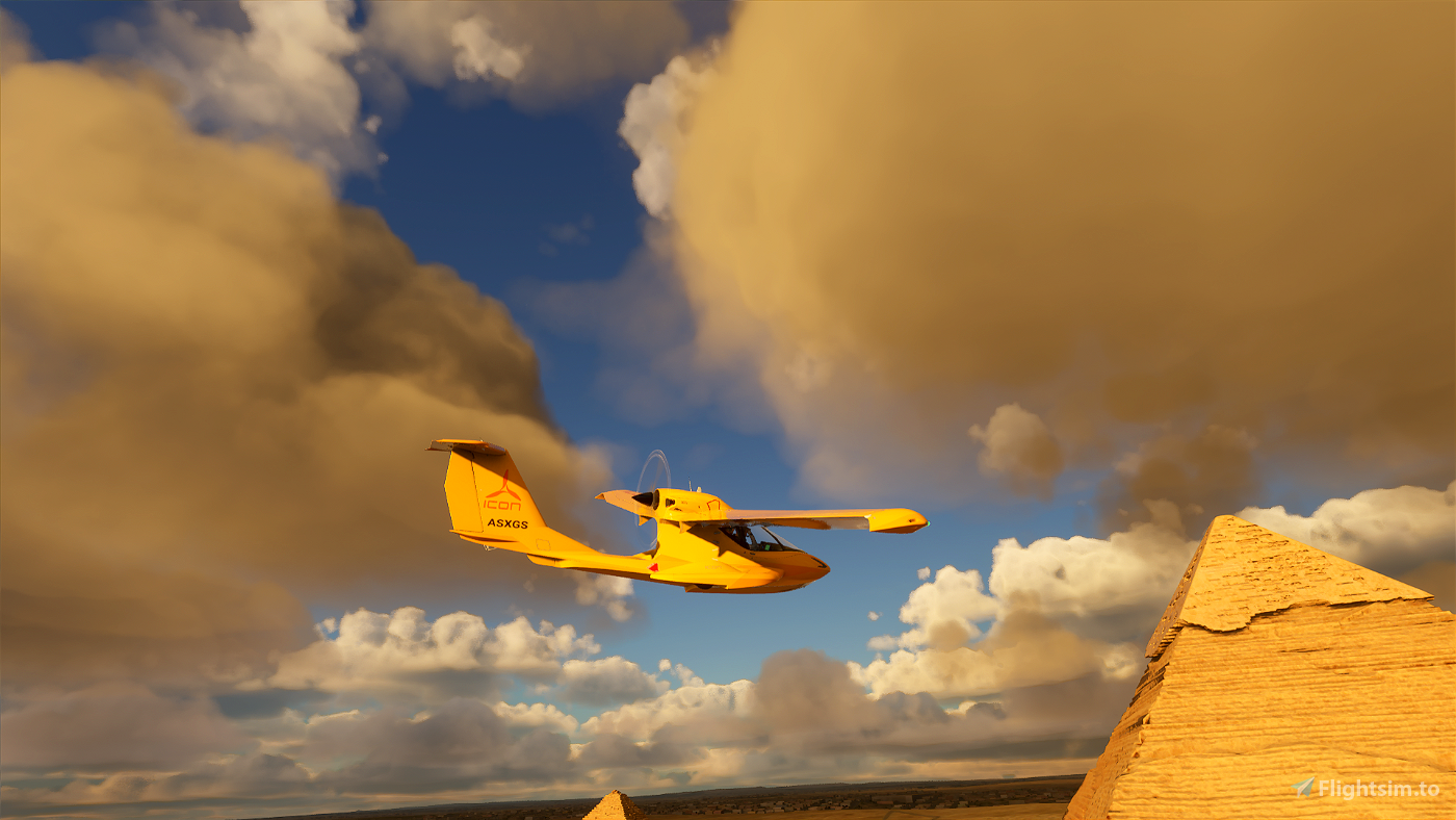 Icon A5 Livery Pack (Updated)