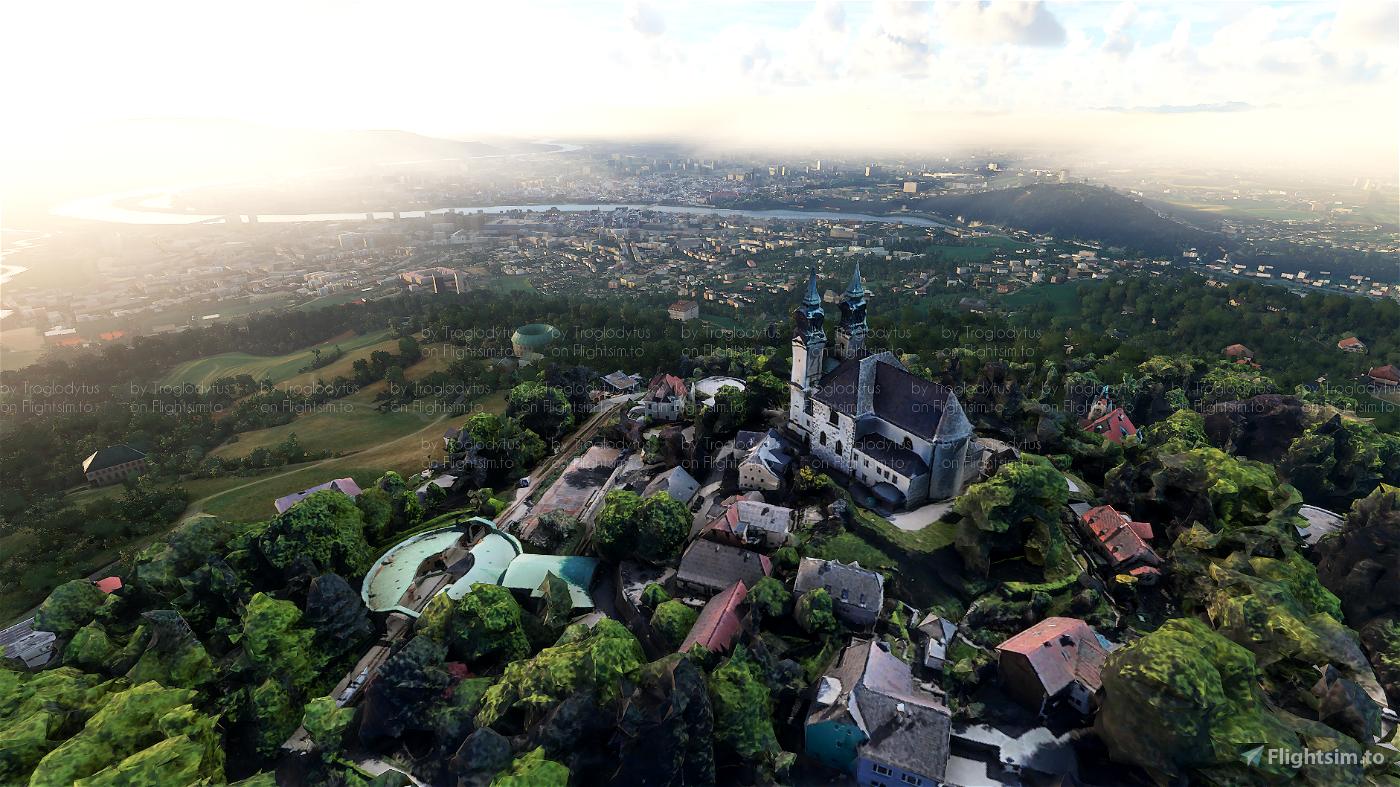 Linz, Austria - Photogrammetry