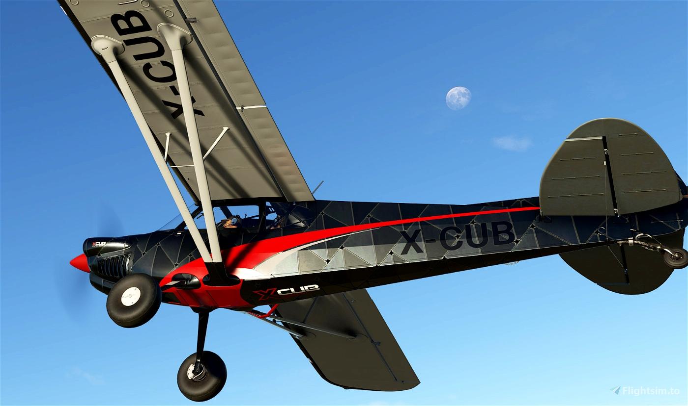 X-Cub Metalplate