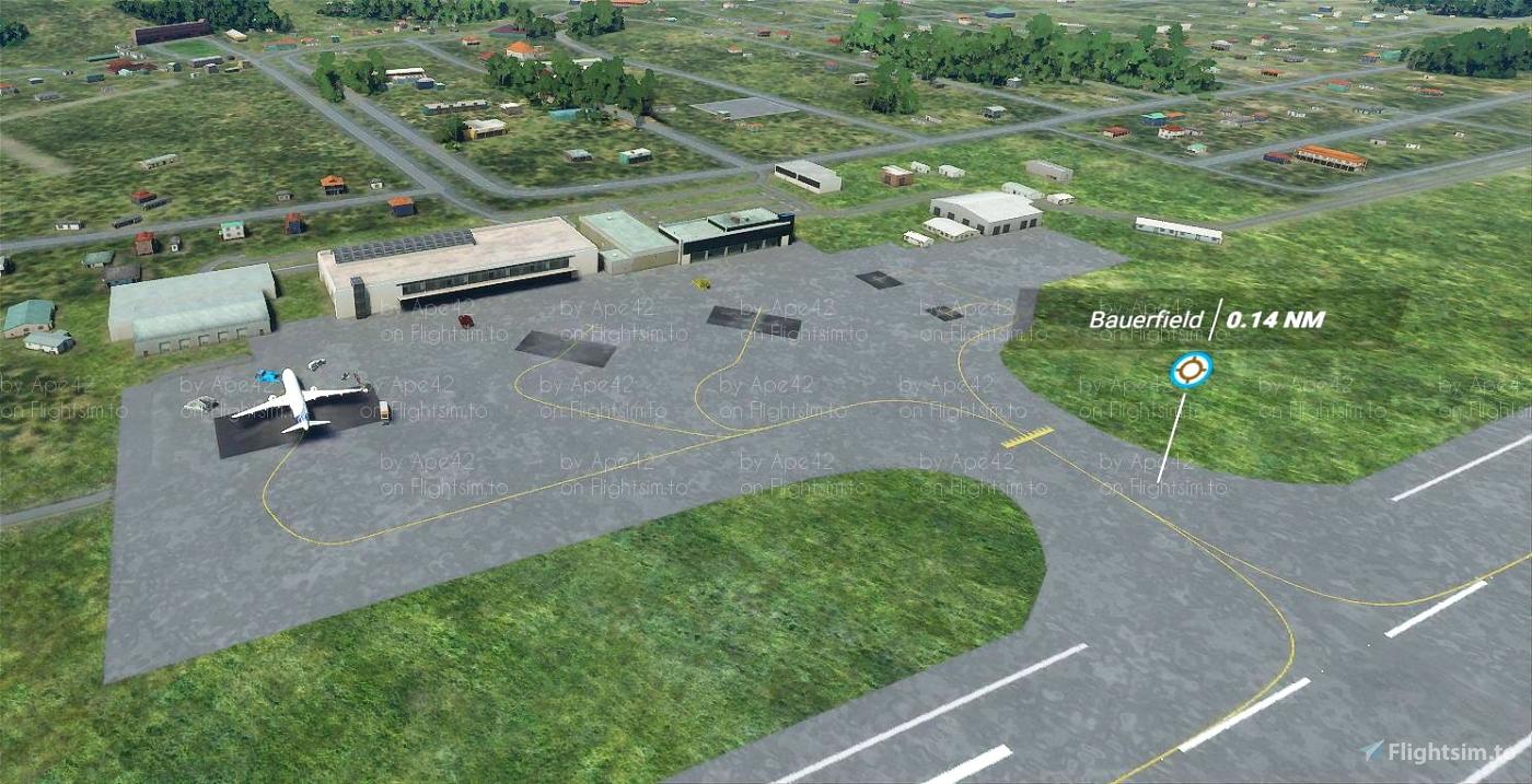 NVVV - Bauerfield - Port Vila - Vanuatu