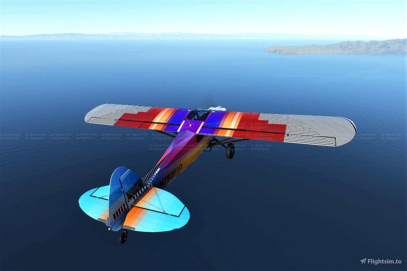 Cub Crafter XCub INTR3P1D