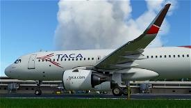[8K Res] A320neo Taca N687TA and N684TA Image Flight Simulator 2020