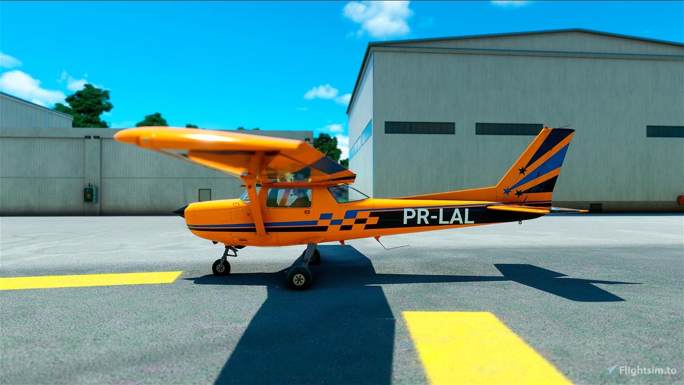 PR-LAL (Aeroclube de Jundiaí)