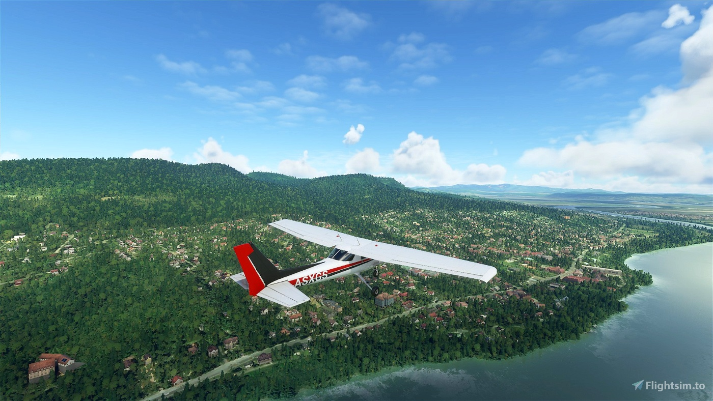 Hungary Discovery Flight V0.1