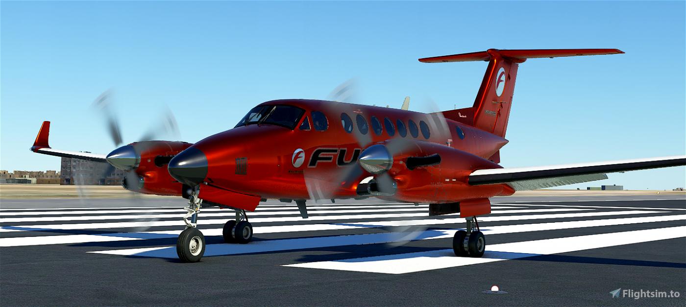Fulcrum King Air Copper