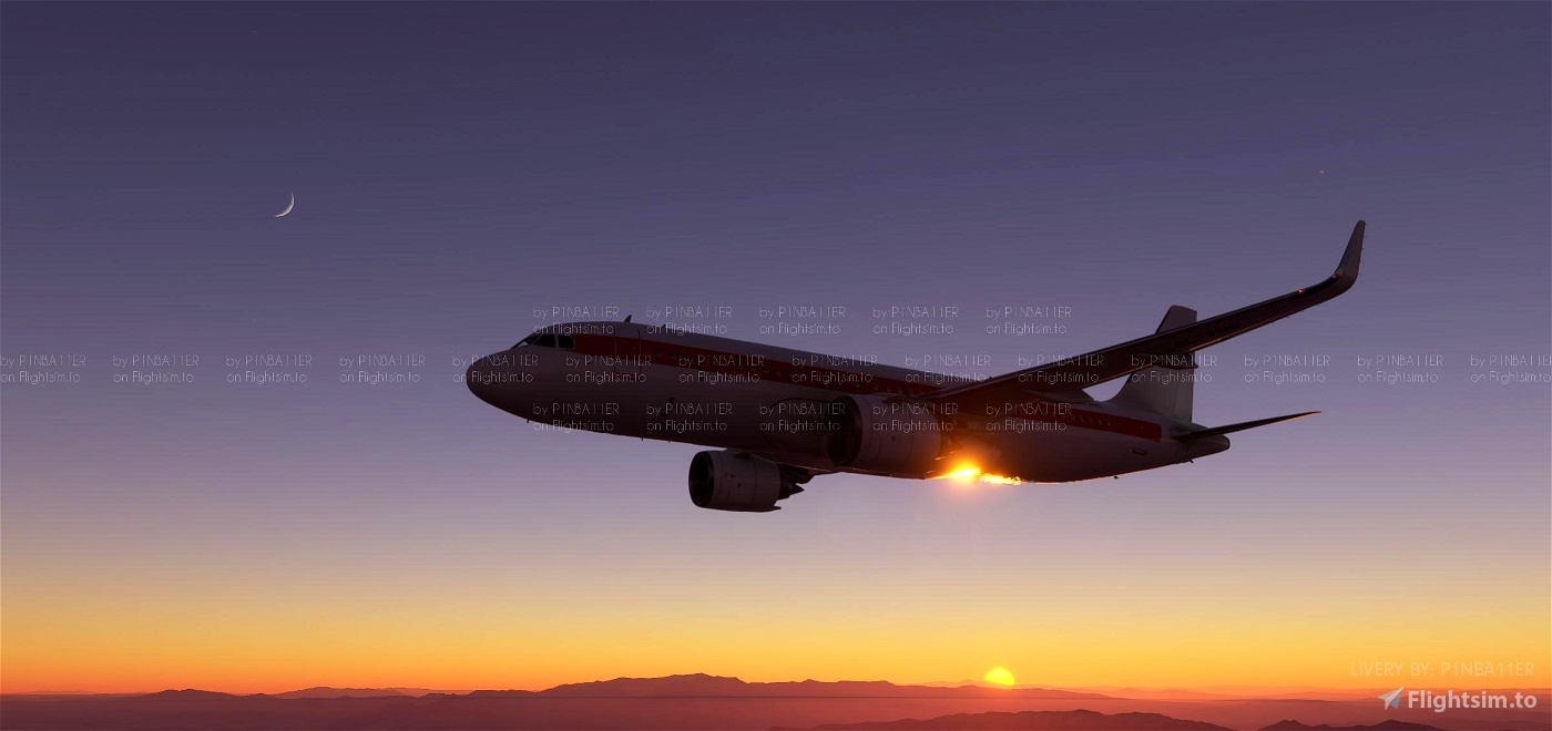 JANET A320neo [4K livery]