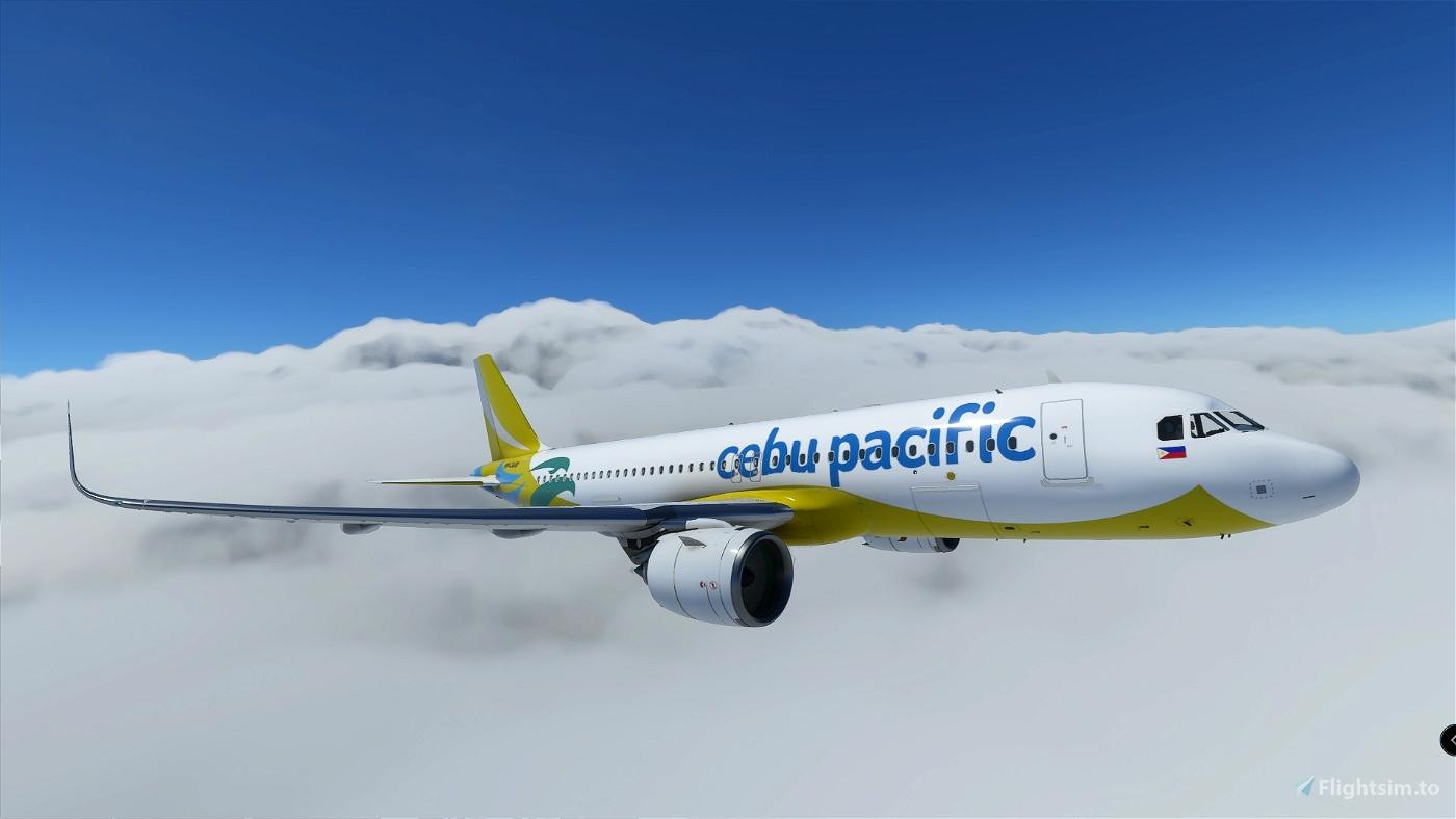 Cebu Pacific 8K