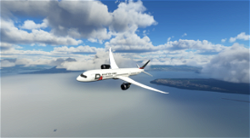 B78X-D&A Aviation Crew Virtual Airline Image Flight Simulator 2020