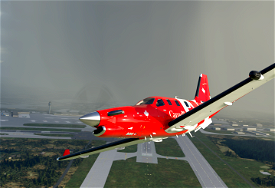 TBM930 Canada Image Flight Simulator 2020