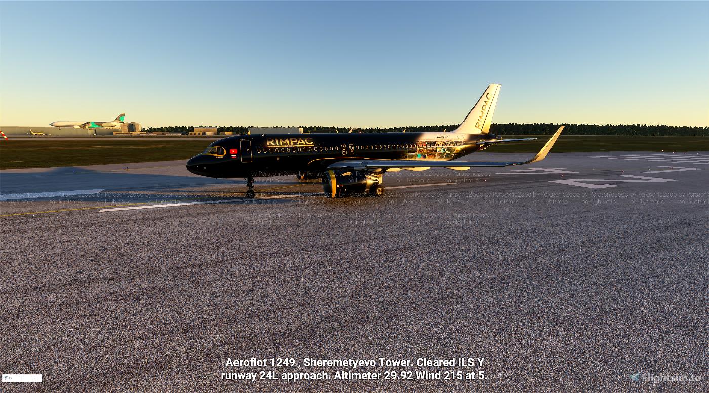 A320 - RIMPAC Edition [VERSION 1.10.7.0]