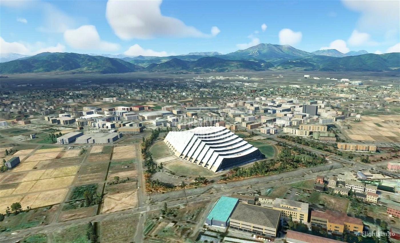 Nagano Japan - V1.2 Flight Simulator 2020