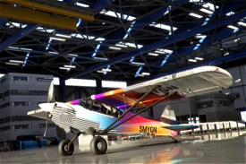 Cub Crafter XCub INTR3P1D Microsoft Flight Simulator