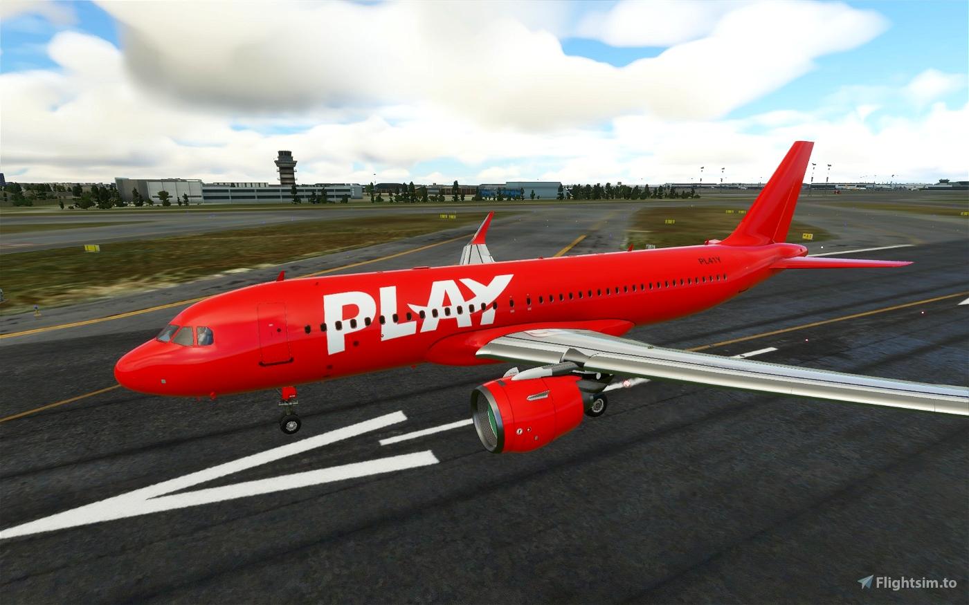 A32N PLAY (REVAMPED) Flight Simulator 2020