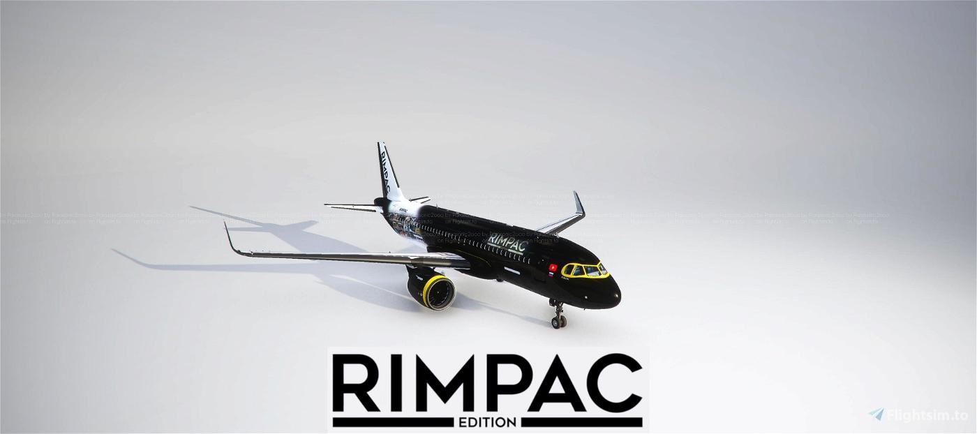 A320 - RIMPAC Edition [VERSION 1.10.7.0] Flight Simulator 2020