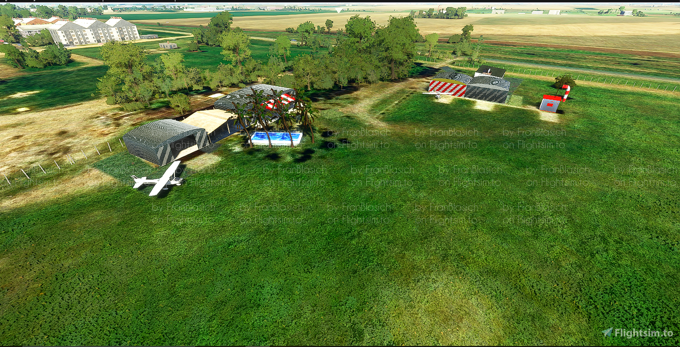 AeroClub Casilda Image Flight Simulator 2020