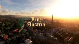 Linz, Austria - Photogrammetry Microsoft Flight Simulator