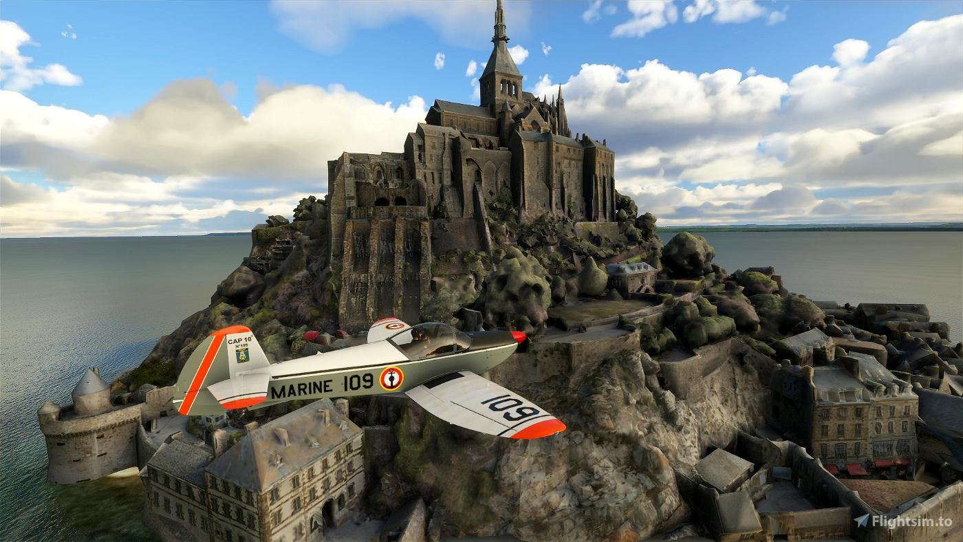 CAP 10 MARINE n° 109 Flight Simulator 2020