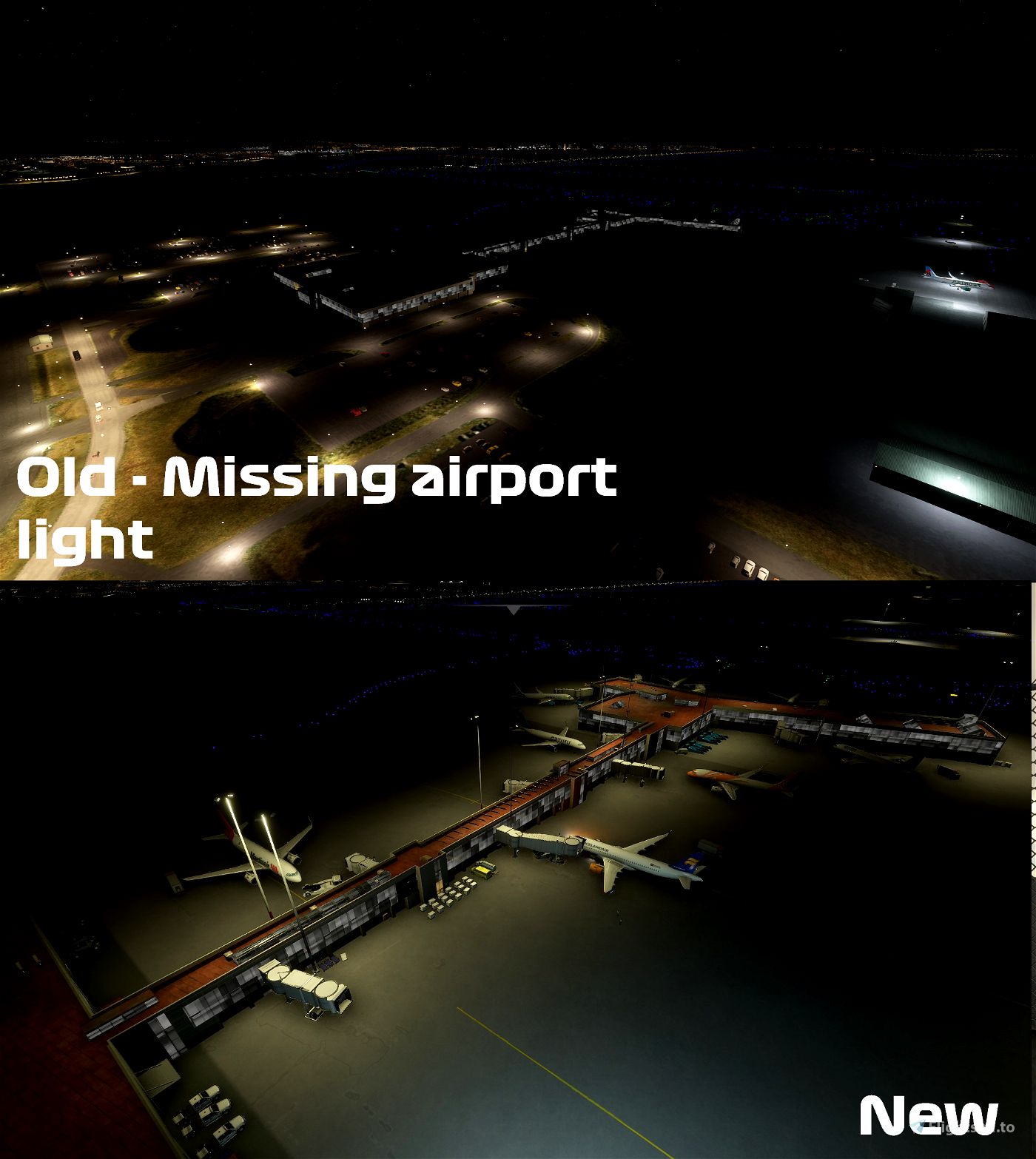 Keflavik (Reykjavik) Airport Rework
