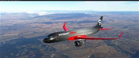 Airbus A320neo Escobar Freight Livery Image Flight Simulator 2020