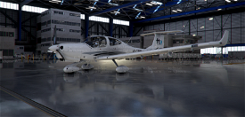 Australia Flight Training Adelaide DA40-NG Microsoft Flight Simulator
