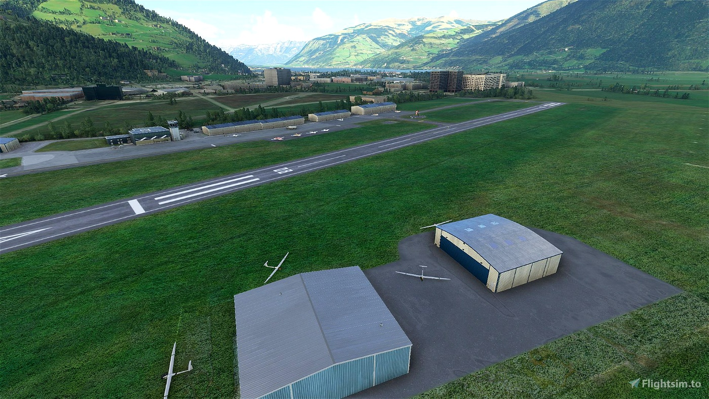 Zell Am See Airport (LOWZ) - Austria
