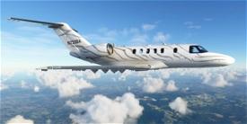 Cessna CJ4 Citation N220BA Image Flight Simulator 2020