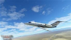 NASA Cessna Citation CJ4 [1.10.7.0] Image Flight Simulator 2020