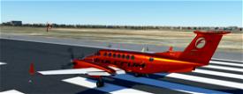 Fulcrum King Air Copper Image Flight Simulator 2020