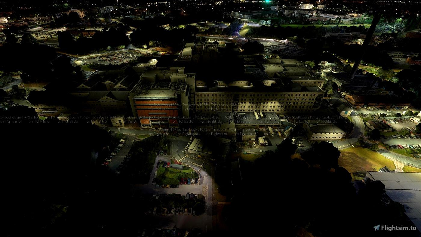 Derriford Hospital.