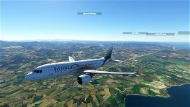 Bulgaria Air A320Neo Image Flight Simulator 2020