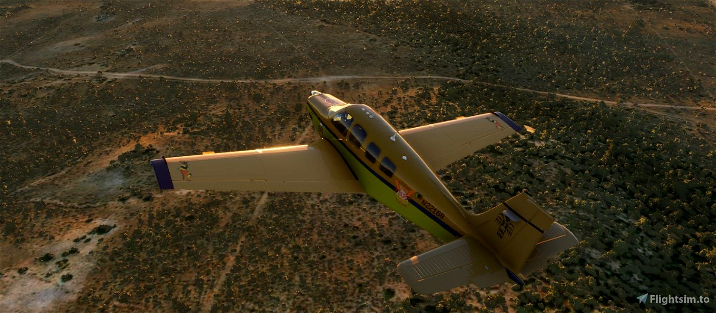 Bonanza G36 N22168 OG-Hopi