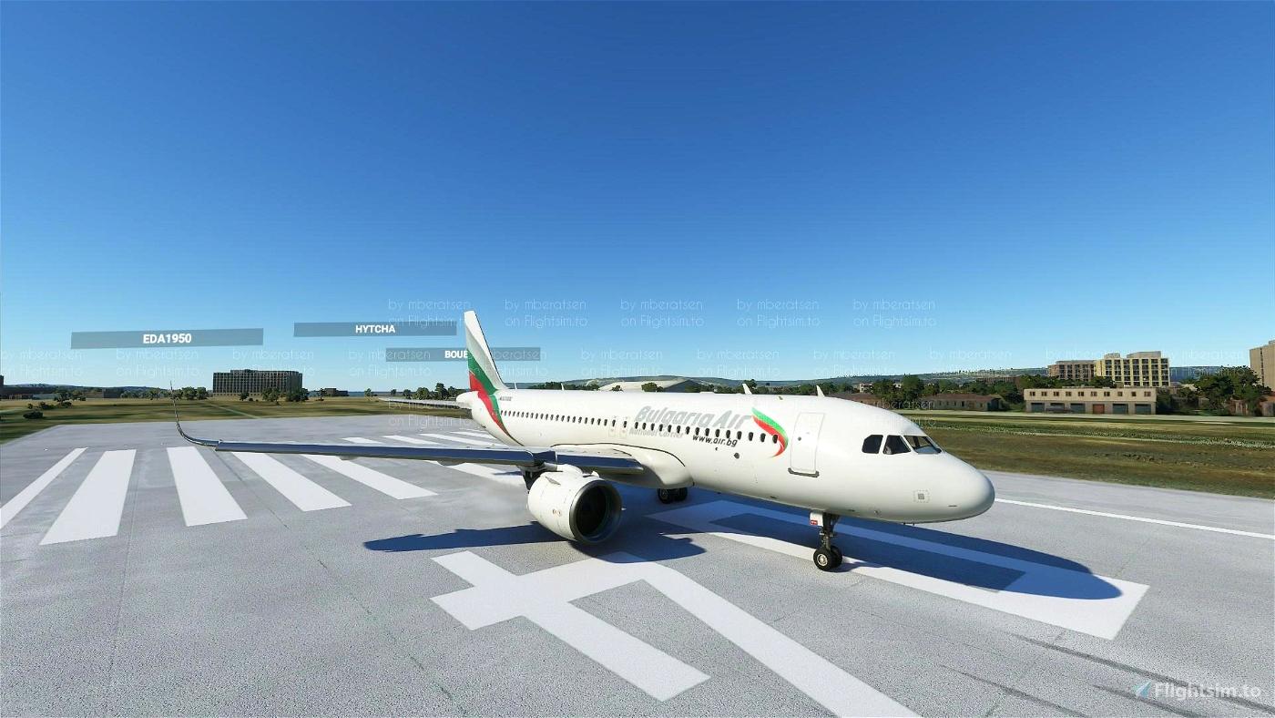 Bulgaria Air A320Neo
