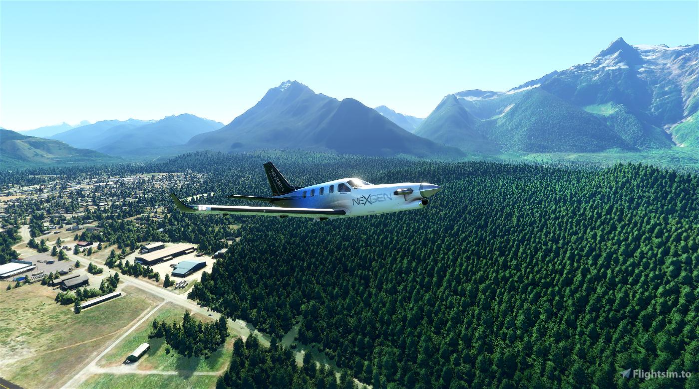 Daher TBM 930 - NEXGEN Virtual Airline [VERSION 1.10.7.0]