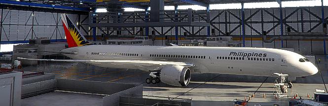 Boeing 787 Philippine Airlines