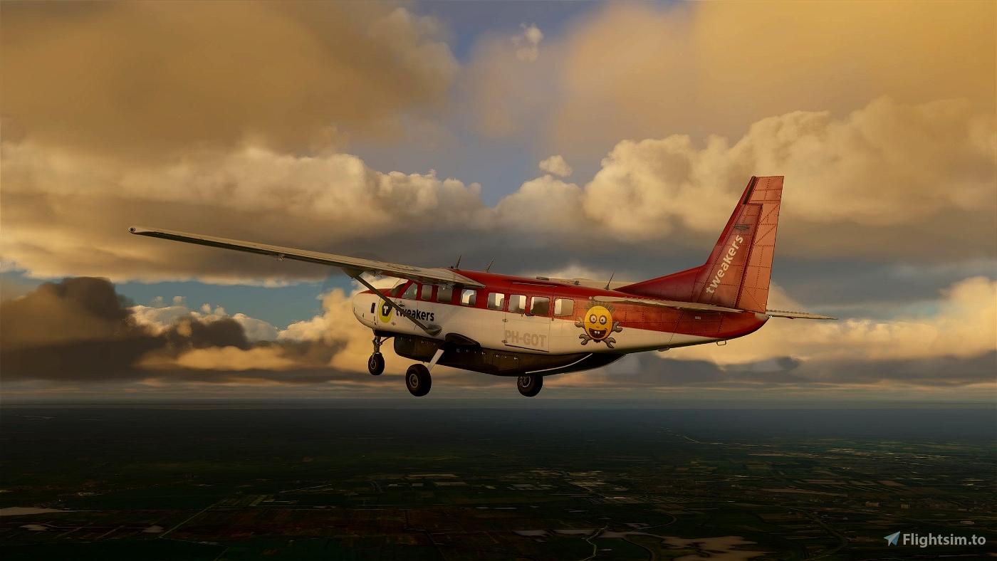 Cessna 208 Caravan Tweakers.net