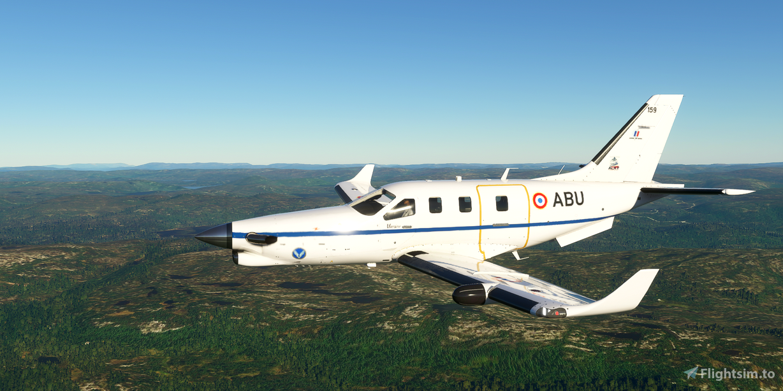 MF_TBM9300_Alat_ABU Flight Simulator 2020