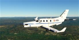MF_TBM9300_Alat_ABU Image Flight Simulator 2020