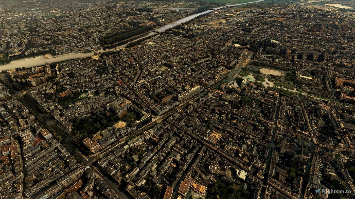 Angers City