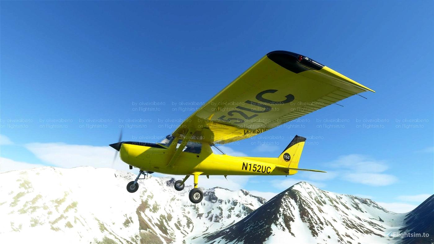 Cessna 152 Reimagined - AOPA Flight Simulator 2020
