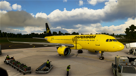 ITAPEMIRIM A320 8K (Update Fix) Image Flight Simulator 2020